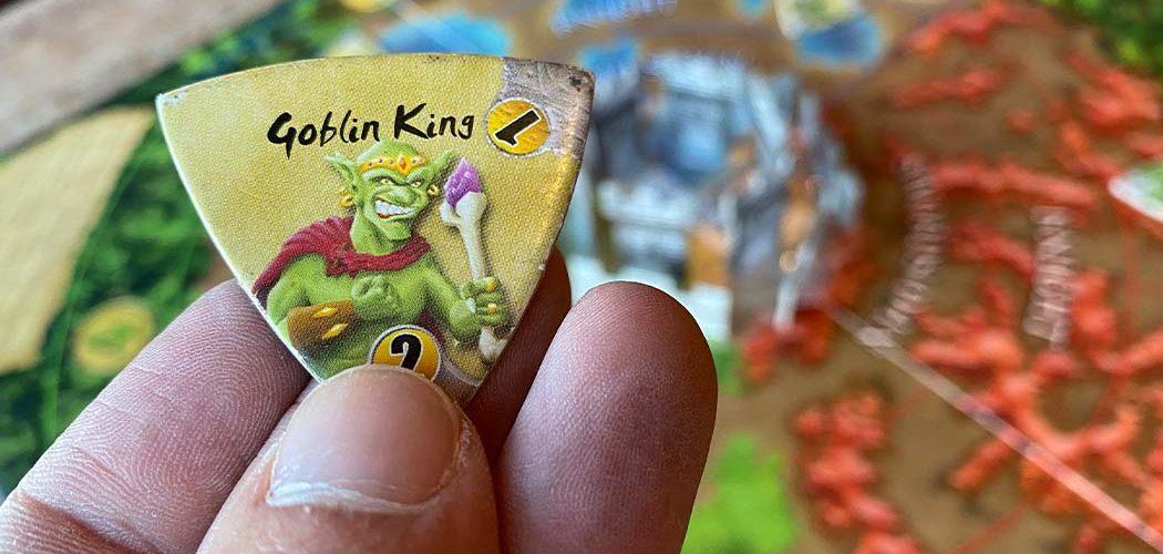 Castle Panic Board Game The Goblin King