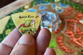 Castle Panic Board Game The Goblin King