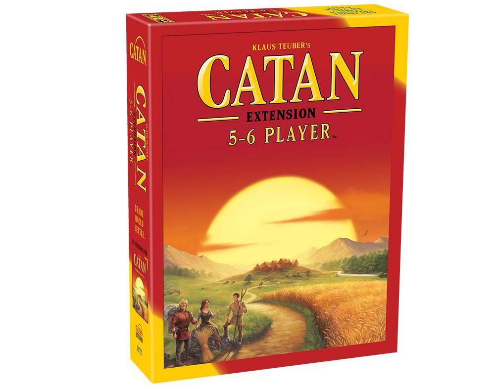 Catan 5 - 6 Player Extension Box