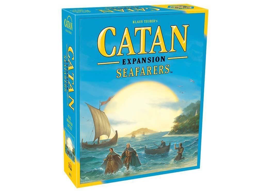 Catan Seafarers Expansion Box