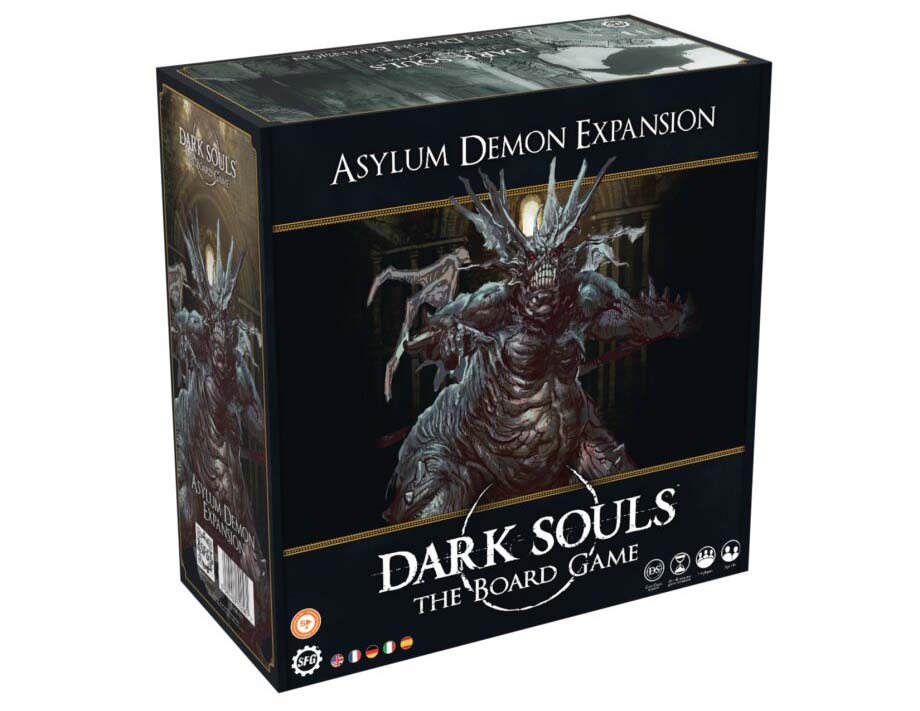 Best Dark Souls The Board Game Expansions Asylum Demon Box