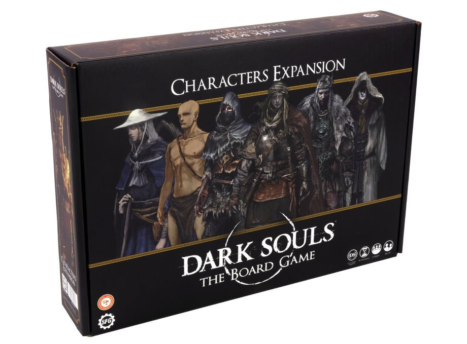 Best Dark Souls The Board Game Expansions Characters Box