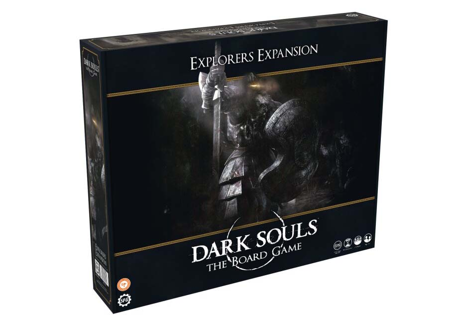 Best Dark Souls The Board Game Expansions Explorers Box
