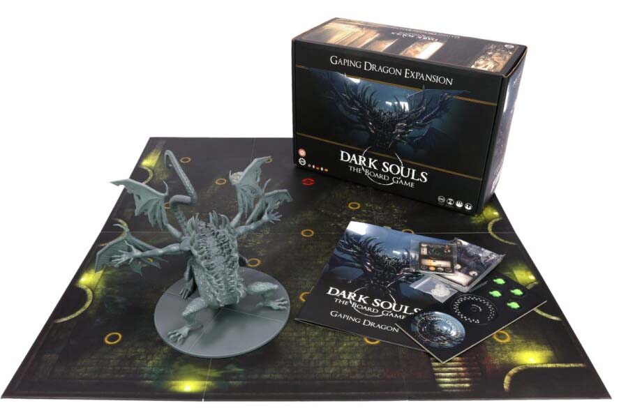Best Dark Souls The Board Game Expansions Gaping Dragon Box