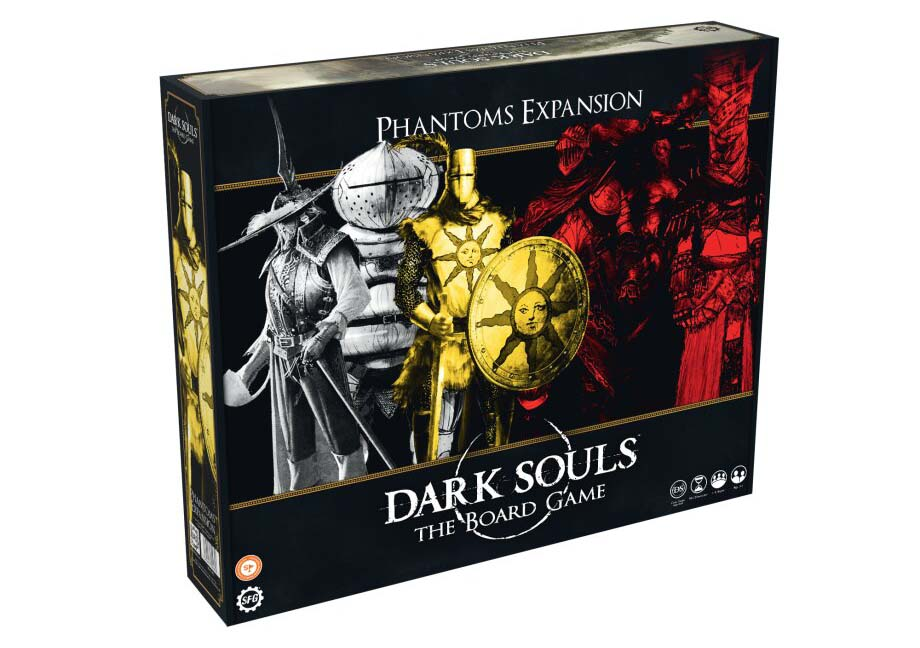 Best Dark Souls The Board Game Expansions Phantoms Box