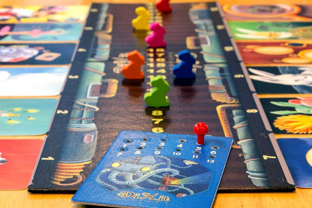 Dixit: Odyssey Board Game