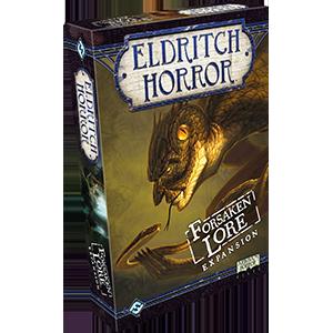 Eldritch Horror Expansion Forsaken Lore Box
