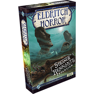 Eldritch Horror Expansion Strange Remnants Box