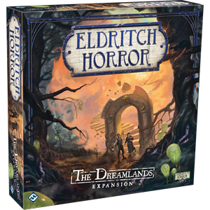 Eldritch Horror Expansion The Dreamlands Box