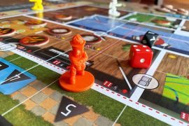 Flash Point Fire Rescue Board Game Firefighter