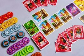 Jaipur Board Game Overview