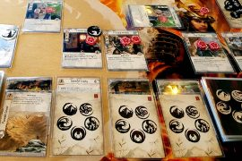 Legends of the Five Rings The Card Game