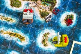 Plunder A Pirates Life Board Game