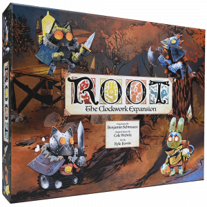 Root Expansion The Clockwork Box