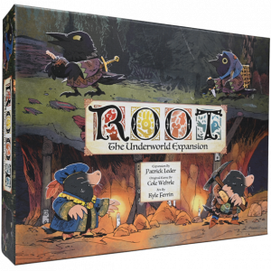 Root Expansion The Underworld Box