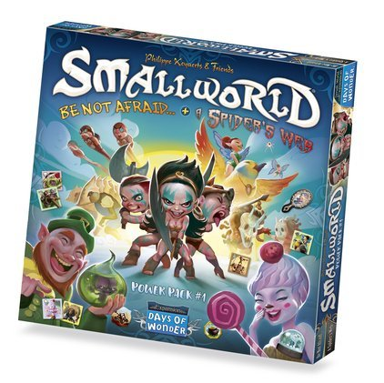 Small World Expansion Power Pack #2 Box