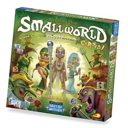 Small World Expansion Power Pack #1 Box