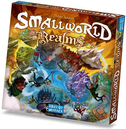 Small World Expansion Realms Box