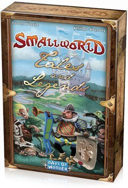 Small World Expansion Tales and Legends Box