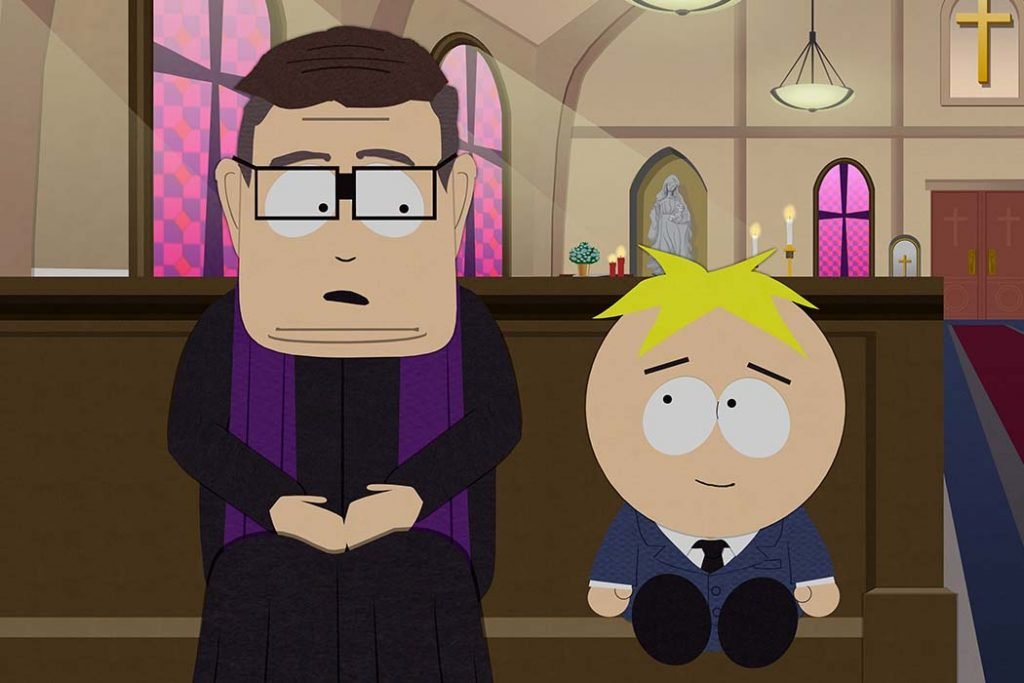 South Park Board Games Episode A Boy and His Priest