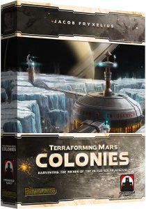 Best Terraforming Mars Expansions Colonies