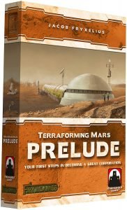 Best Terraforming Mars Expansions Prelude