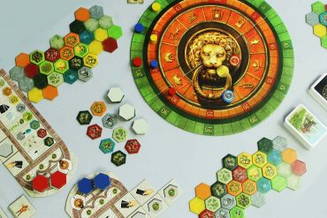 The Castles of Tuscany Board Game Overview