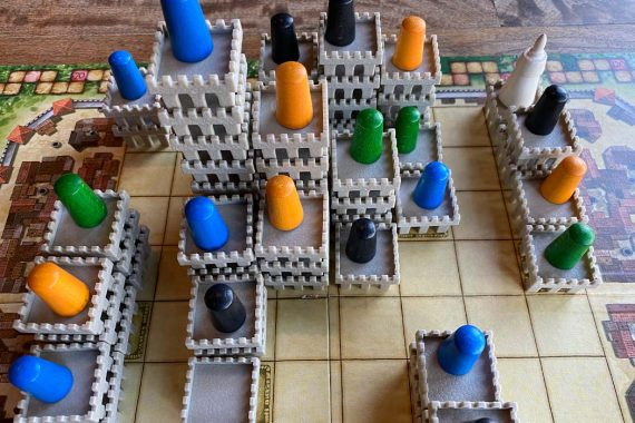 Torres Board Game Overview