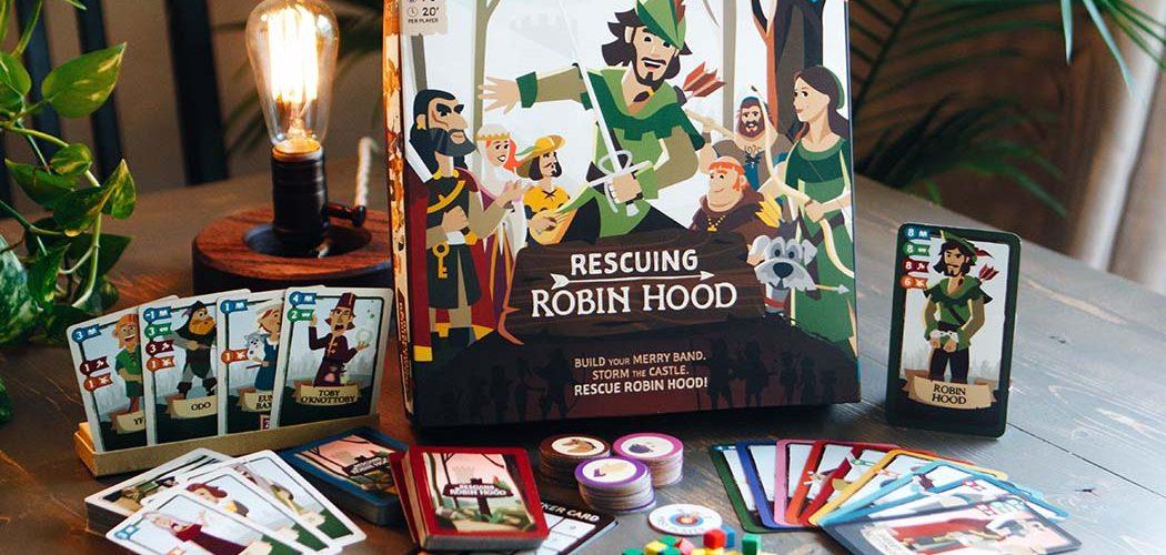 why you should kickstart rescuing robin hood kickstarter