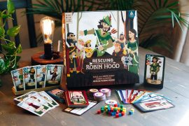 why you should kickstart rescuing robin hood kickstarter