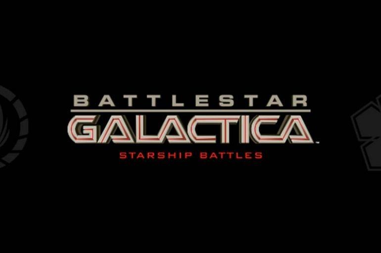 Battlestar Galactica Starship Battles Miniatures Game Ending