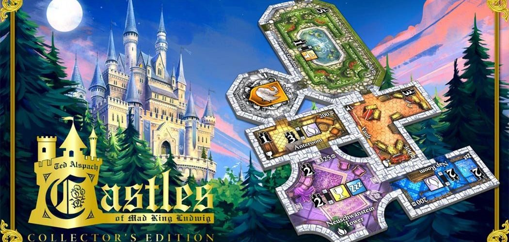Castles Of Mad King Ludwig Collector's Edition Coming To Kickstarter