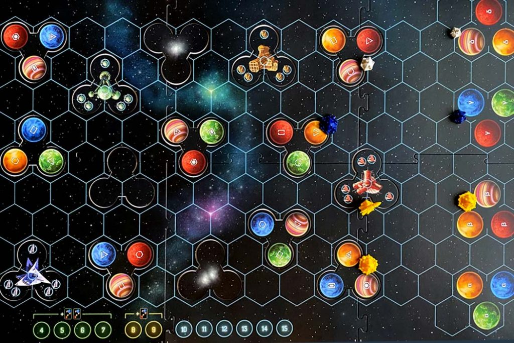 Catan Starfarers Board Game Overview