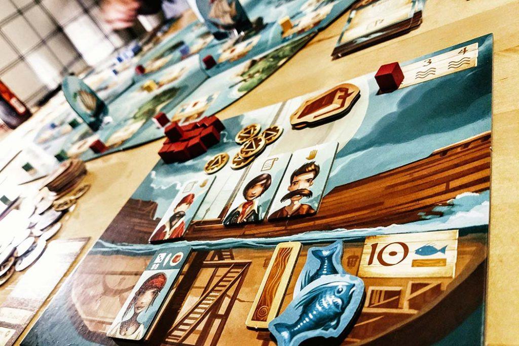 Islebound Board Game