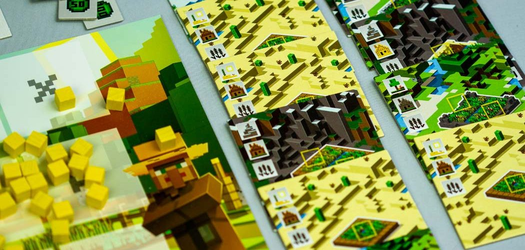 Minecraft Builders and Biomes Farmer's Market Expansion Resource Tiles