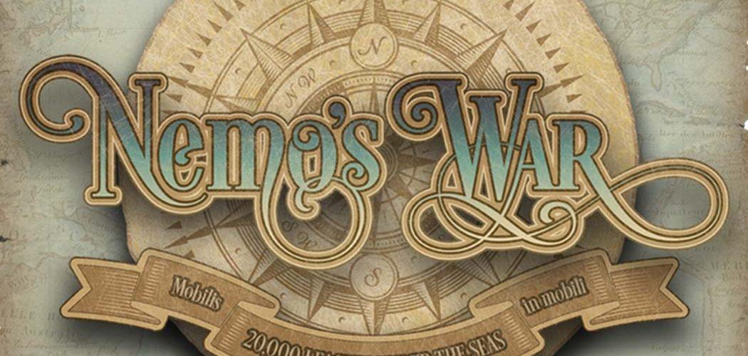 Nemo's War Journey's End Expansion Kickstarter
