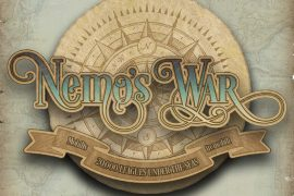 Nemo's War Journey's End Expansion Kickstarter