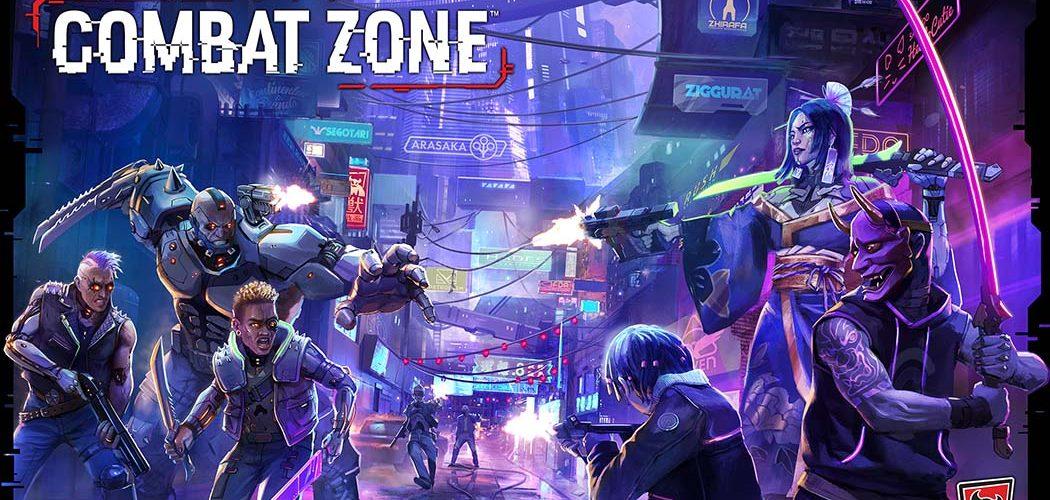 New Cyberpunk Board Game Content Announcement Combat Zone