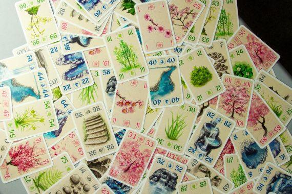 Ohanami Board Game Card Pool