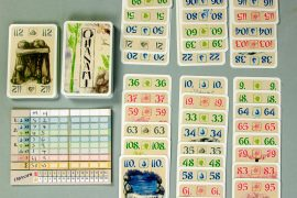 Ohanami Board Game Overview