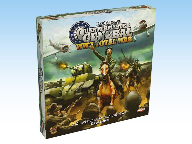 Quartermaster General Total War Box Expansion
