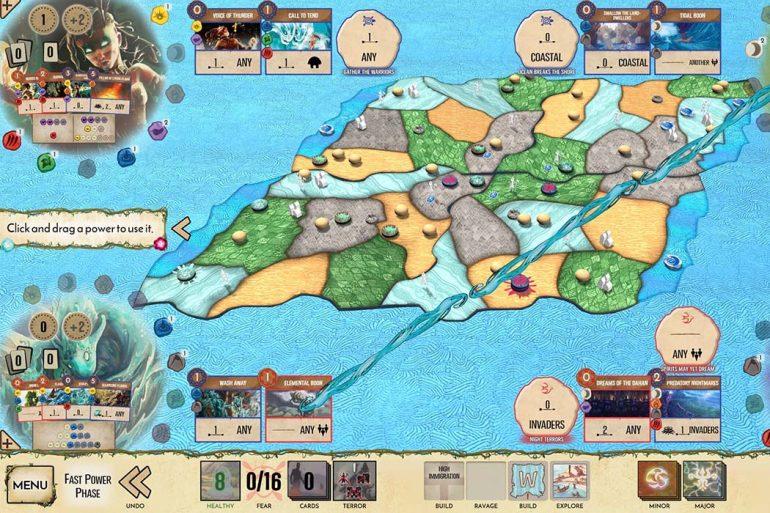 Spirit Island App Launches