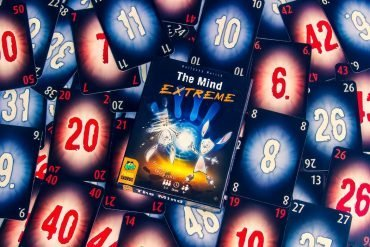 The Mind Extreme Board Game Box Art