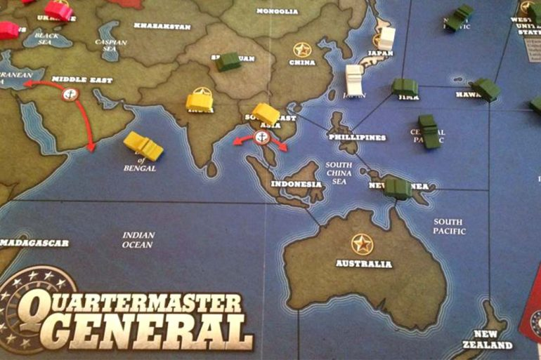 WW2 Quartermaster General Expansion Coming Soon