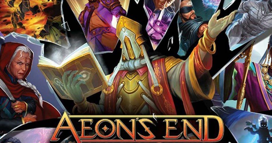 Aeon's End Legacy of Gravehold Expansion on Kickstarter