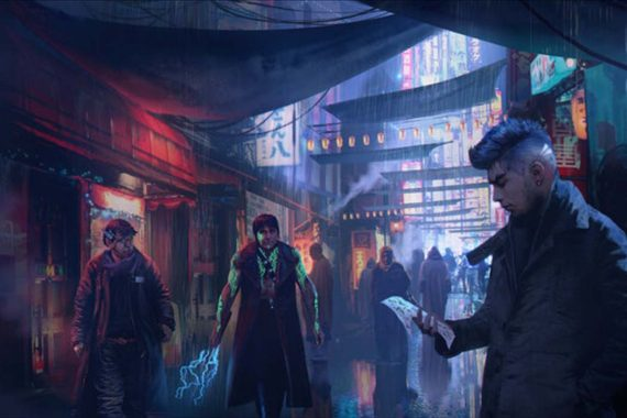 Altered Carbon RPG Game Now Available