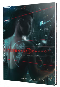 Altered Carbon RPG Game Rulebook