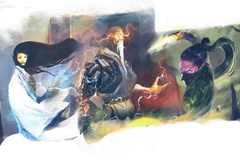 Best Ascension Expansions Cover Art Comp