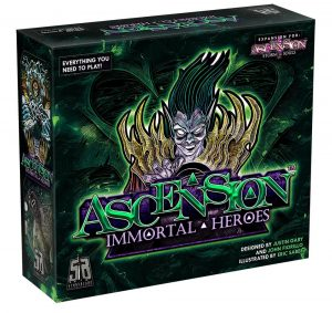 Best Ascension Expansions Immortal Heroes