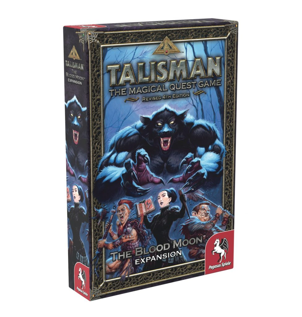 Best Talisman Expansions The Blood Moon